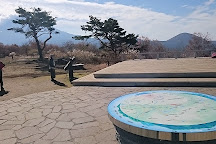Panoramic Viewing Platform, Yamanakako-mura, Japan