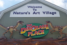 The Dinosaur Place at Nature's Art Village, Oakdale, United States