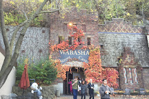 Wabasha Street Caves, Saint Paul, United States