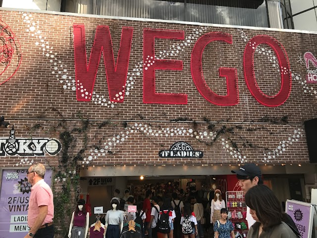 WEGO 原宿本店