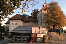 Mount Saint Mary, Ljubljana, Slovenia