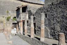 Parco Acheologico di Ercolano, Ercolano, Italy