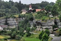 Defile d'Entre-Roches, Montbenoit, France