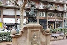 Font De La Caputxeta Vermella, Barcelona, Spain