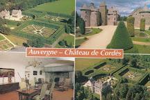 Chateau de Cordes, Orcival, France