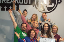 Breakout KC Escape Rooms, Kansas City, United States