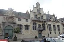 Paleis van Margareta van Oostenrijk (Palace of Margaret of Austria), Mechelen, Belgium