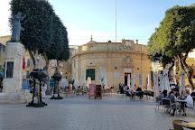 Independence Square, Victoria, Malta
