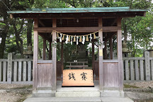Fukagawa Shrine, Seto, Japan
