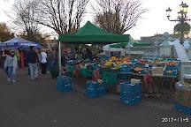 People's Park Farmers Market, Dun Laoghaire, Ireland