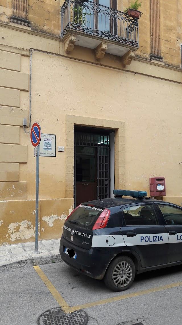 Polizia Municipale - Lizzano