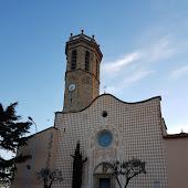 Автобусная станция  Pineda del Mar   Sant Joan Església de Santa Maria
