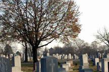 St. Ann Cemetery, Cranston, United States