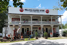 Mellon's Country Store, Mountain View, United States