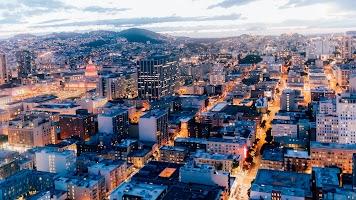 Hilton San Francisco Union Square Map - Civic Center-Tenderloin, San ...