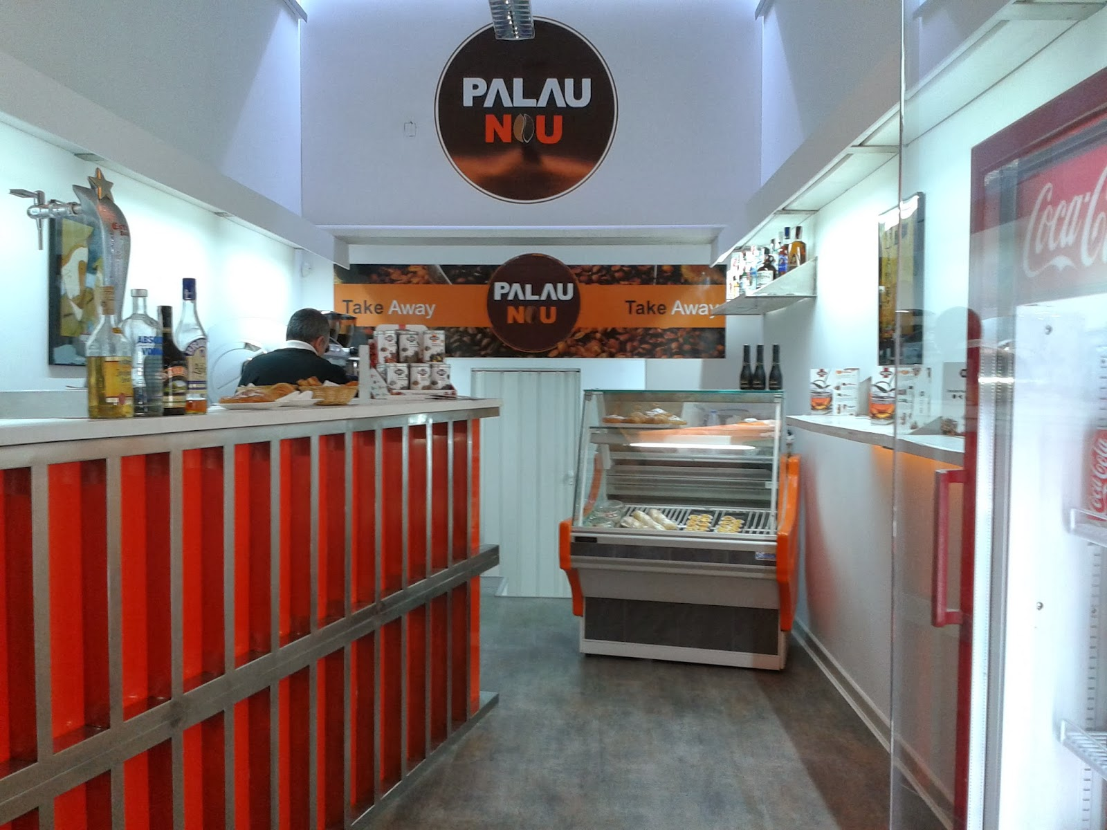 Palau Nou Take Away