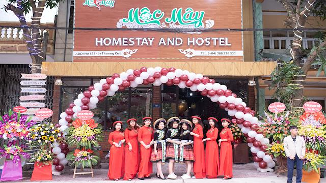 Ha Giang Homestay - Mocmay Hostel & Tour - Motorbike Rental - Cho Thuê Xe Máy