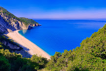 Milos Beach, Agios Nikitas, Greece