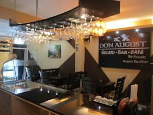 Don August Gelato Bar Cafe 5