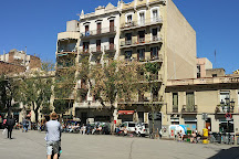 Plaça de la Vila de Gràcia, Barcelona, Spain