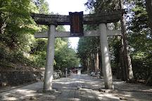 Hie Shrine, Takayama, Japan