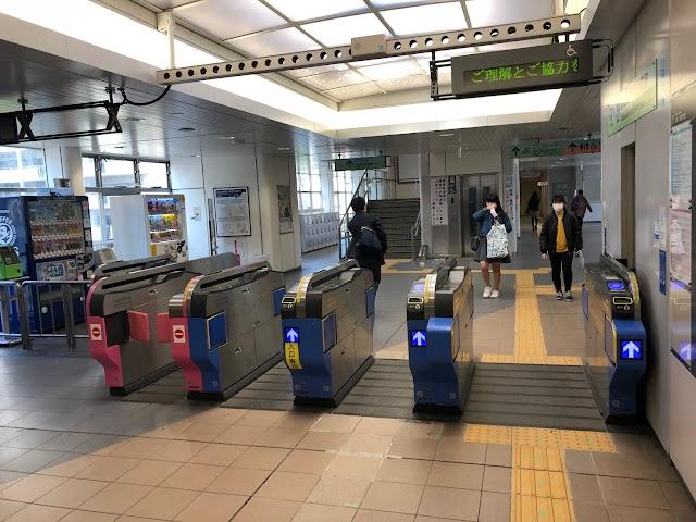 Odaibakaihinkoen Station