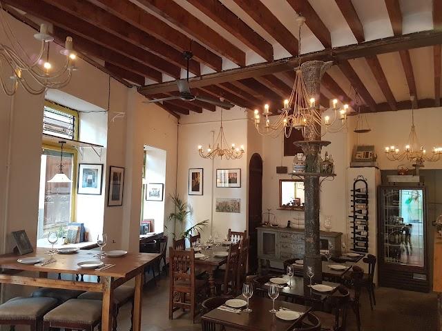 TOC-Restaurant