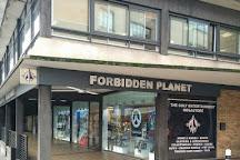 Forbidden Planet, Bristol, United Kingdom