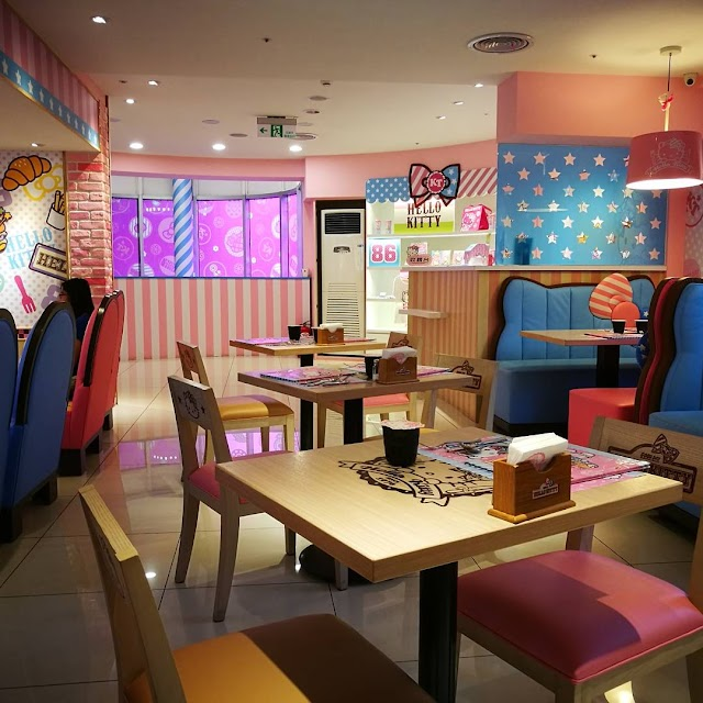 Hello Kitty Kitchen And Dining