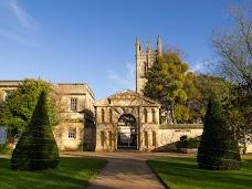 Oxford Botanic Garden oxford