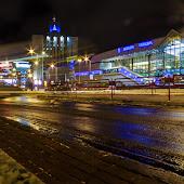 Железнодорожная станция  Minsk Passajirskii
