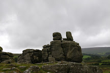 Hound Tor, Dartmoor National Park, United Kingdom