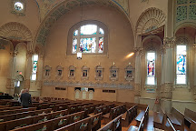 St. James Catholic Church, Louisville, United States
