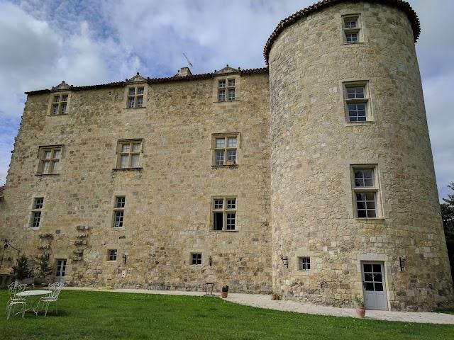 Chateau de Fources