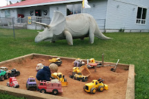 Jurassic Bart's Dinosaur Museum and Petting Farm, Cavendish, Canada