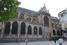 Eglise Saint Merri, Paris, France