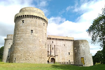 Chateau de la Hunaudaye, Dinan, France