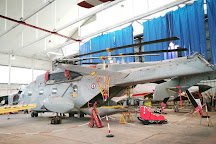 Musee de l'Aeronautique Navale, Rochefort, France