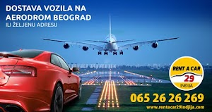 Rent A Car 29 Inđija