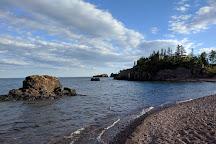 Onyx Beach, Silver Bay, United States