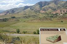 Dinosaur Ridge, Morrison, United States