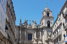 Iglesia de Santa Eufemia, Ourense, Spain