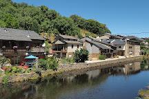Rio de Onor Village, Braganca, Portugal