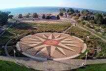 Whirlpool Compass Fountain, Saint Joseph, United States