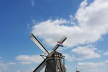 Molenviergang Zevenhuizen, Zevenhuizen-Moerkapelle, The Netherlands