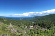 Franey Mountain, Dingwall, Canada