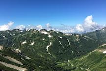 Mt. Washiba, Toyama, Japan