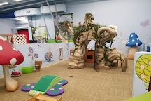 ImagineU Children's Museum, Visalia, United States