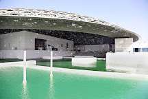 Louvre Abu Dhabi, Abu Dhabi, United Arab Emirates