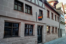 Nuremberg Toy Museum (Spielzeugmuseum), Nuremberg, Germany
